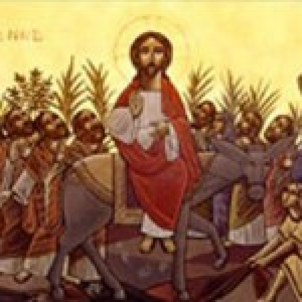 Palm Sunday -Guild Soup and Sweet LUNCH